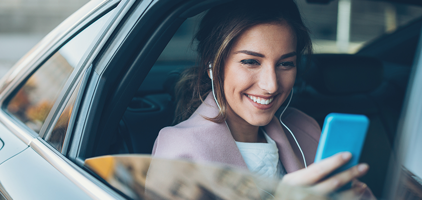 Motivational Podcasts for Your Commute