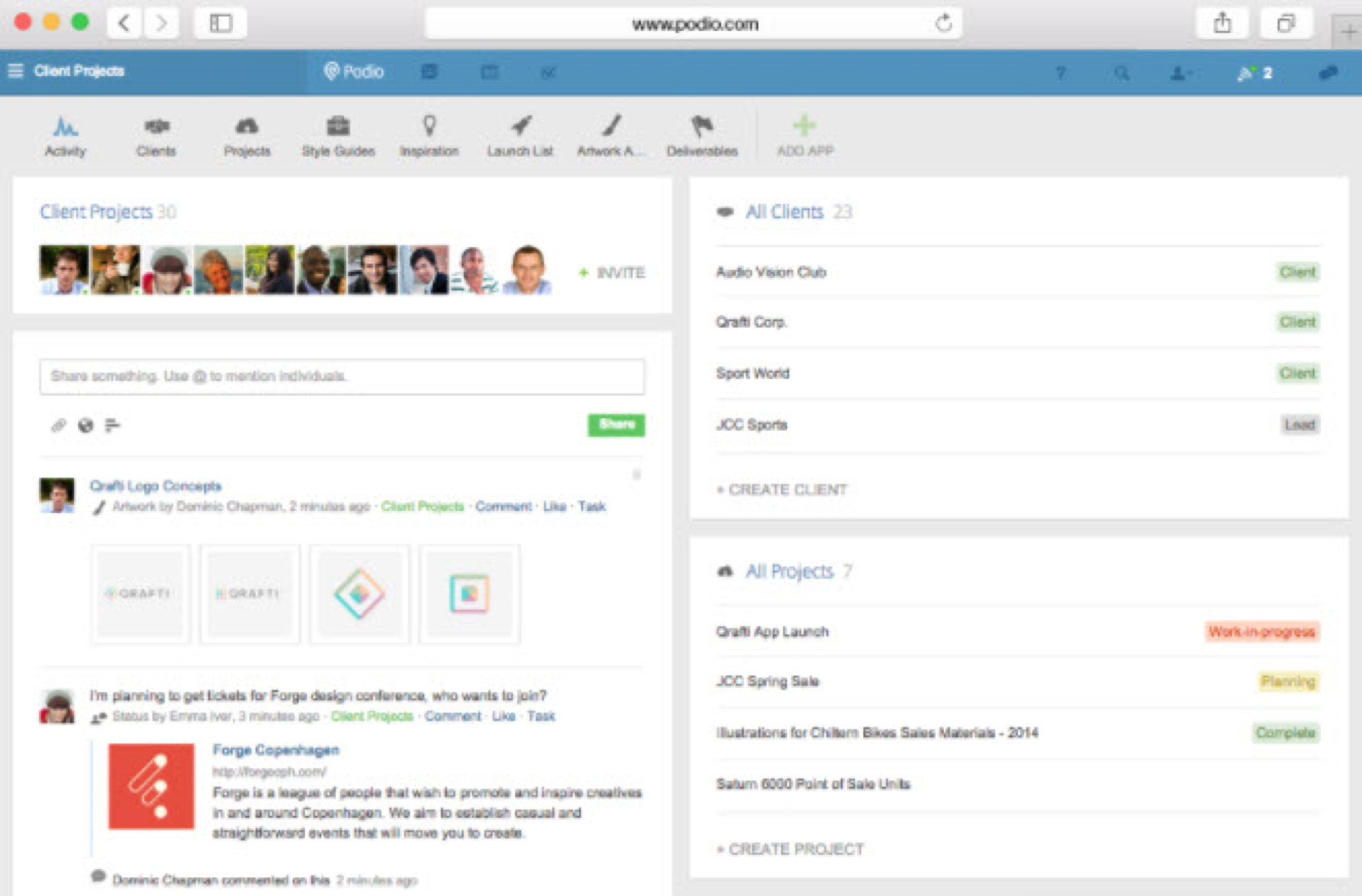 podio-project-management-software