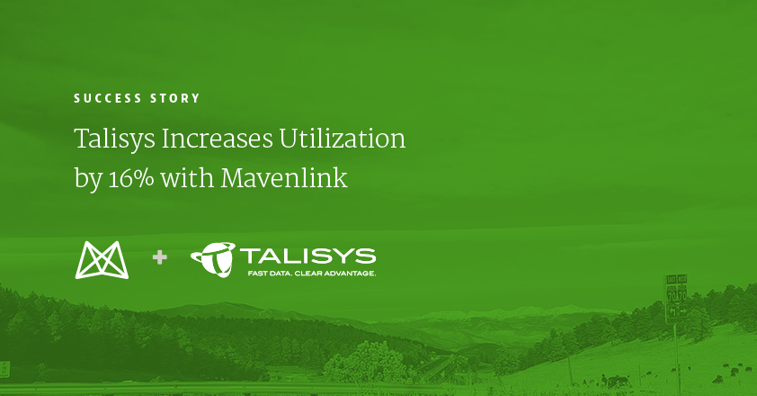 talisys-increases-utilization