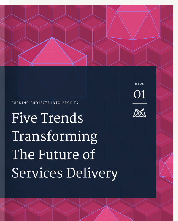 Five Trends Transforming Services Delivery