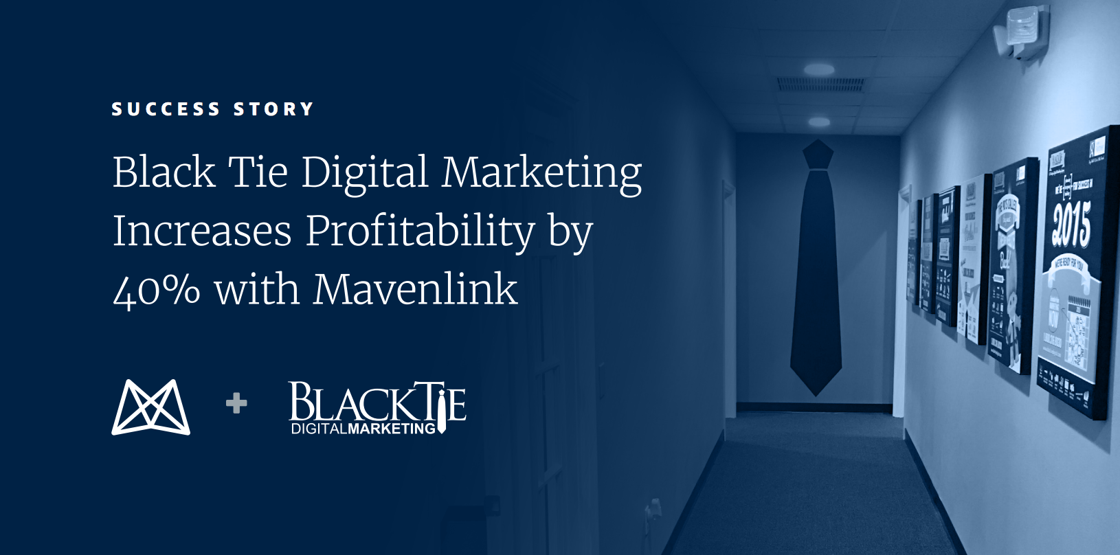Black Tie Digital Marketing Case Study